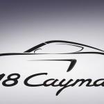 Модели Porsche Cayman и Boxster будут переименованы