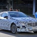 Новое купе Mercedes E-класса увидит свет в начале 2017 года