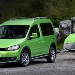 Модель Volkswagen Caddy попала под отзыв в России