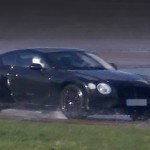 Прототип купе Bentley Continental GT напомнил предшественника