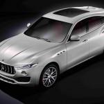 Серийный кроссовер MaseratiКомпания Maserati официально